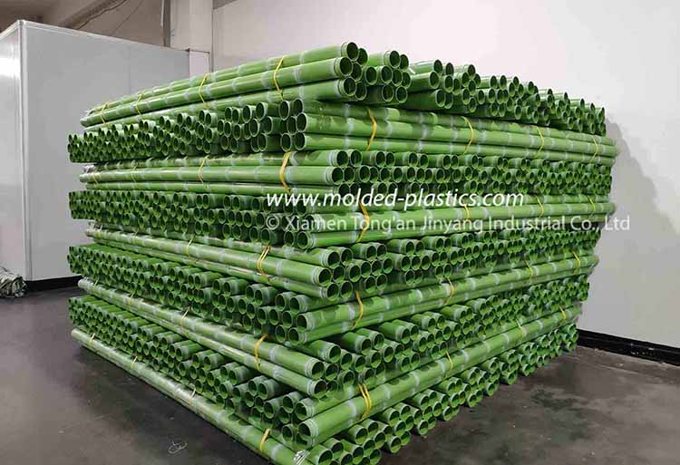 faux bamboo poles inventory