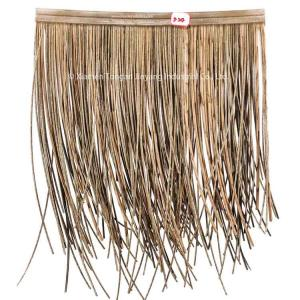 Buy Directly From The Synthetic Balinese Thatch Manufacturer