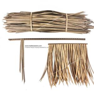 Thatched Roofing Materials